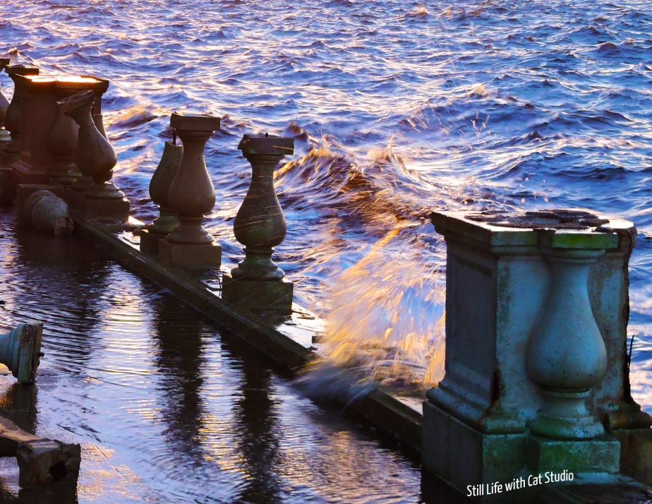 balustrade sunrise2 WM