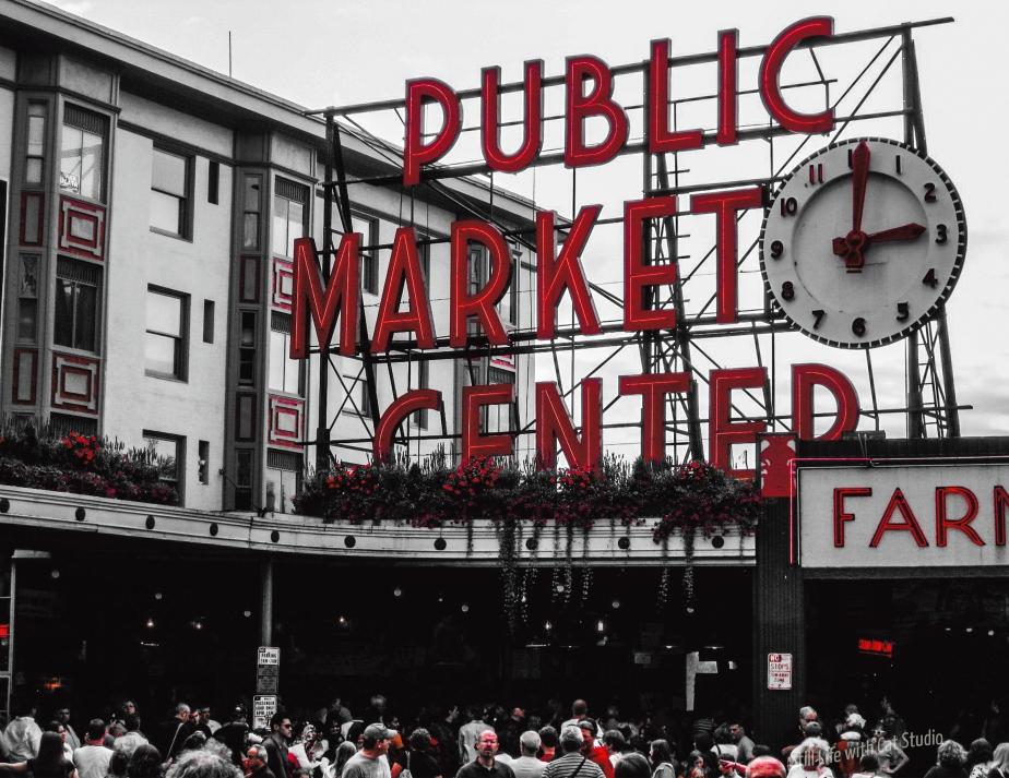Pikes Market WM